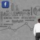 Facebook tips verhogen bereik - Facebook trend daling bereik