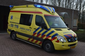 ambulance - imagoschade CJIB