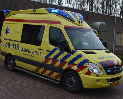 ambulance - imagoschade CJIB